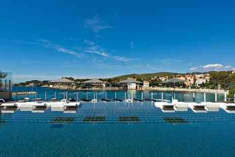 Hotel Ile Rousse Thalazur Bandol - Five Star Chic Stay in Idyllic Private Beach Location for two - Save 70%