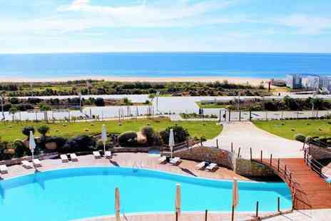 Crowne Plaza Vilamoura - Five Star Sumptuous Stay in Stylish Seafront Location for two - Save 73%