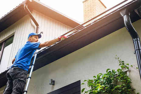 Eco Window Cleaning - Gutter cleaning service, fascia cleaning, window cleaning - Save 69%