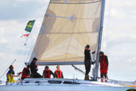 Stormforce Coaching - Learn to Sail Experience - Save 61%