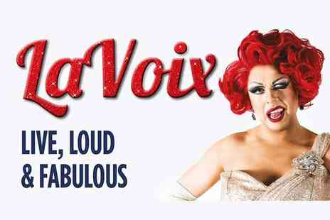La Voix - Get two tickets - Save 50%