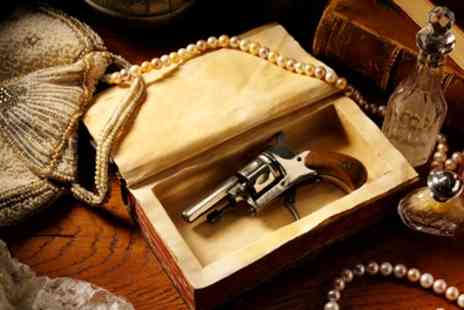 Murder Mystery - Murder Mystery and Three Course Dinner from 3rd To 25th October - Save 0%