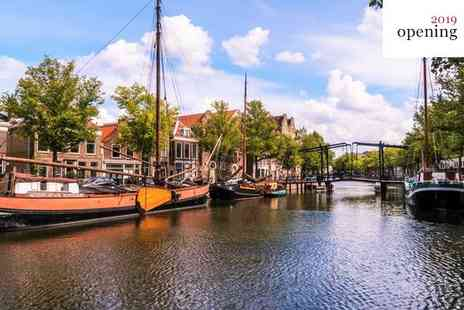 Stadsvilla Mout Rotterdam Schiedam - Three Star Charming Boutique Hotel in Historic 18th Century Canal Houses - Save 67%