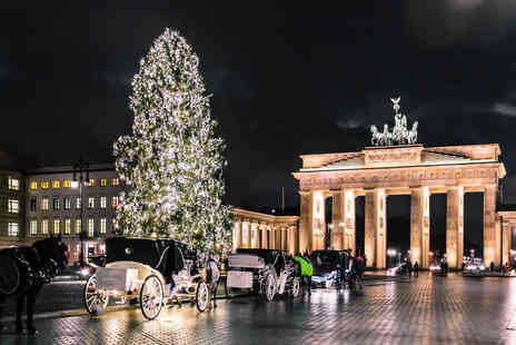 Bargain Late Holidays - Four Star Two nights Berlin Christmas market break including breakfast and flights - Save 29%