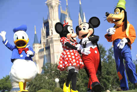 Super Escapes Travel - Two nights Disneyland Paris stay with return flights or Eurostar - Save 35%