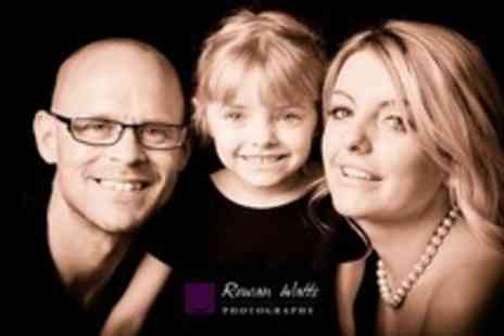 Rowan Watts Photography - Family Photo Shoot With Mounted Prints - Save 94%