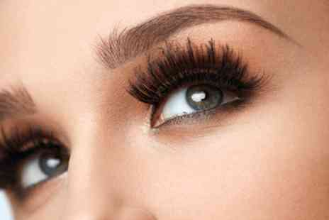 L A Beauty and Laser - Lash Lift and Tint with Optional Eyebrow Wax and Tint - Save 54%