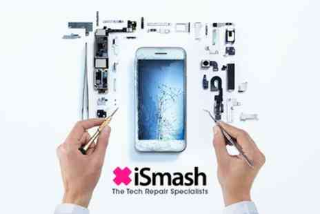 iSmash - Screen Replacement for Choice of iPhone - Save 57%