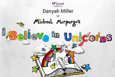 HQ Theatres Bromley - Michael Morpurgos I Believe in Unicorns The Beloved Story Comes to Life - Save 27%