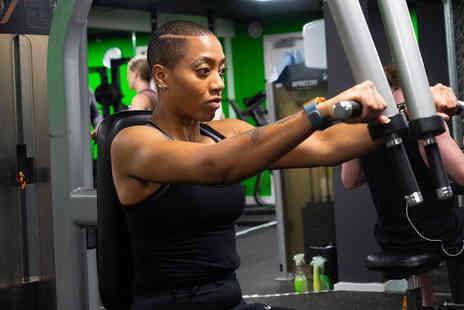 Energie Fitness - One month of gym membership for one - Save 78%