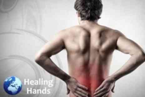 Healing Hands - Bowen Technique Session With Consultation - Save 61%