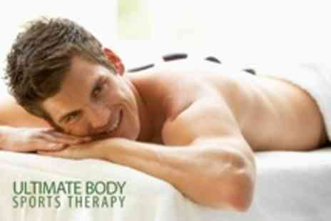 Ultimate Body Sports Therapy - Choice of Massage Plus Facial - Save 63%