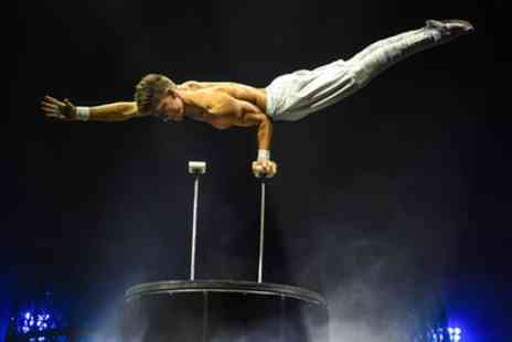 Circus Zyair - Two or four early bird tickets from 18th September on 13th October - Save 50%