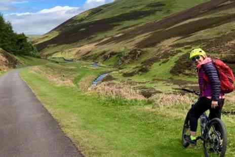 A Wee Pedal - Edinburgh Cycling Tour for One or Two - Save 71%