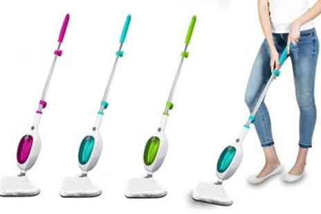 Groupon Goods Global GmbH - Daniel James Products 1300W Steam Mop - Save 0%