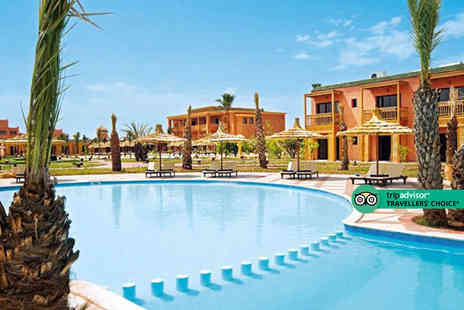 Via Holiday - Four Star Two nights all inclusive Marrakech holiday with return flights - Save 40%