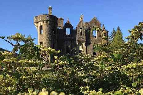Dunans Castle - Decorative Lord or Lady title including personalised deed of entitlement, a letter from the Laird and guided tour - Save 50%
