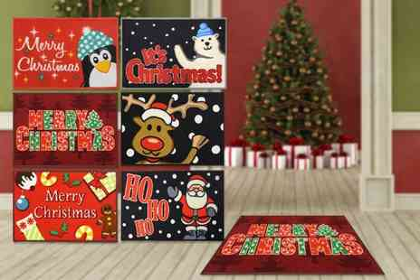 Groundlevel - Christmas doormat - Save 0%