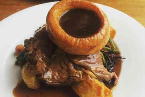 Glasshouse Pub - Two Course Sunday Dinner for Two - Save 21%