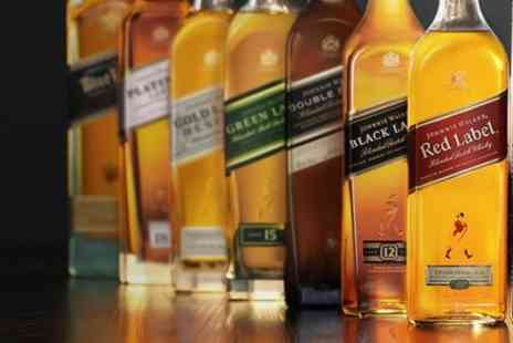 Whiskywheels Tours - Meet Johnnie Walker Whisky Tour - Save 0%
