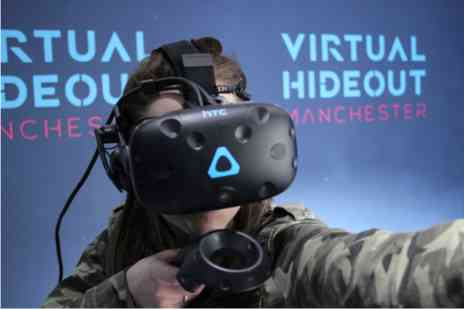 Virtual Hideout - VR Experience for Two - Save 0%