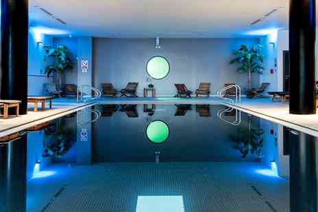 Pace Health Club - Spa treat for Two with massage, facial and prosecco - Save 0%