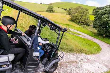 Coniston Off Road Centre - Junior off road driving taster experience - Save 34%