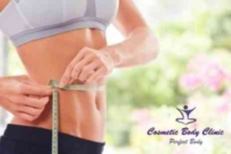 Cosmetic Body Clinic - Seven Sessions of Laser Lipolysis - Save 78%