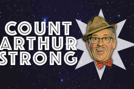 Count Arthur Strong - One seated ticket from 27th September To 25th October - Save 47%