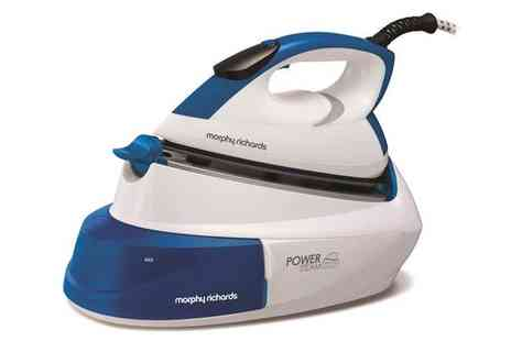 Morphy Richards - Morphy Richards 333007 compact steam generator iron with Intellitemp - Save 0%