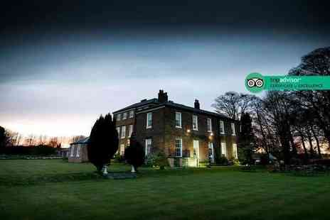 Rowley Manor Hotel - Overnight Yorkshire stay for two people with breakfast - Save 42%