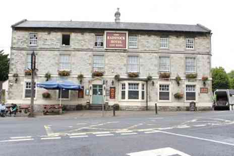 The Radstock Hotel - Double Room for Two with Breakfast and Option on Two Course Dinner - Save 34%