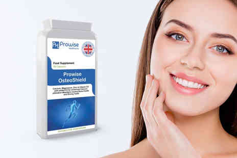 Prowise Healthcare - 45 day supply of Osteoshield capsules - Save 76%