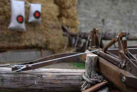 Firefly Activities - Crossbow Shooting Experience for One or Two People - Save 0%
