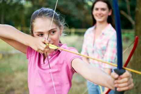 Firefly Activities - Archery and Sky Bow Experience for One or Two - Save 0%