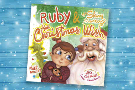 Personalised Book Shop - Personalised Christmas book - Save 0%