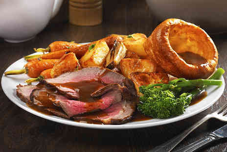 Maldron Hotel - Two course Sunday lunch for two people with a glass of bubbly each - Save 30%
