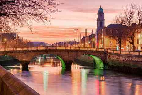 Weekender Breaks - Overnight Dublin escape with return flights - Save 22%
