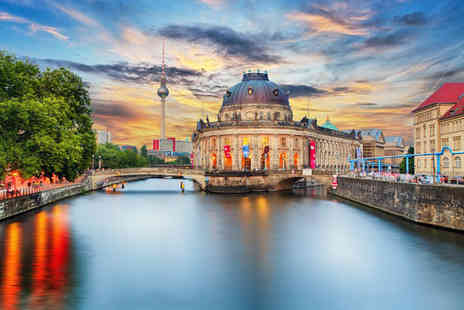 Crystal Travel - Two nights Berlin mini break with return flights - Save 25%