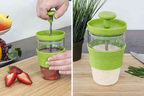 Deal Berry - 300ml heat resistant smoothie maker - Save 75%
