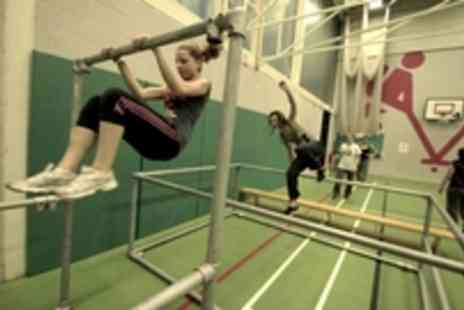 Parkour Generations - 3 Indoor MAD Park Our Classes - Save 67%