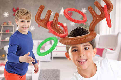 Vivo Mounts - Antler ring toss game - Save 78%