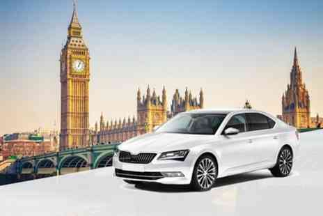 Taxi2Airport - Private Airport Transfer from London City Airport to London - Save 0%