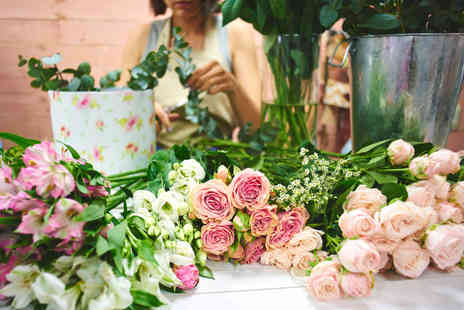 New Skills Academy - Floristry online diploma course - Save 84%