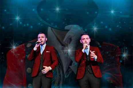 Richard & Adam Johnson - Ticket The Greatest Songmen on Thursday 3rd October at Westland Main Hall, Yeovil or on Friday 4th October at Redgrave Theatre, Bristol - Save 48%