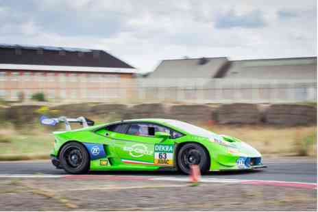 Virgin Experience Days - Lamborghini Huracán Super Trofeo Race Car Driving Experience - Save 0%