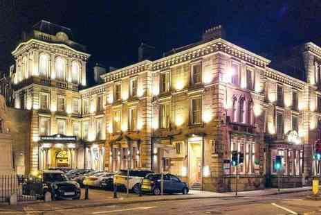 Royal Highland Hotel - Overnight Inverness stay for two people with breakfast - Save 43%