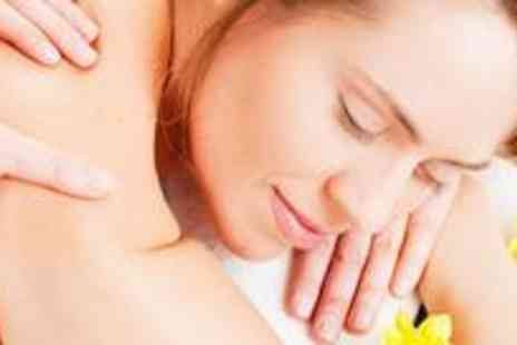 Keazzi Holistic and Spa - Full body Lava Shell massage with a facial and head massage - Save 71%