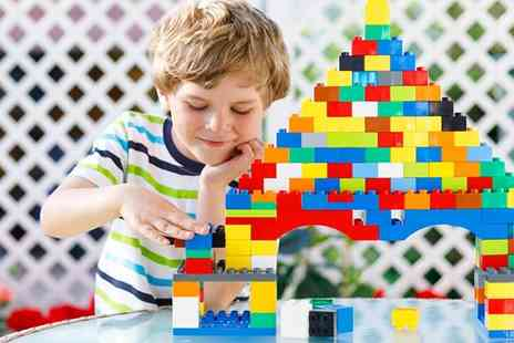 Craze UK - Ideal 1000 piece building block set or two sets choose different themed options - Save 48%