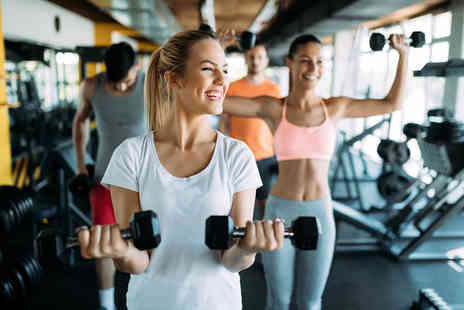 Hilton Bristol - LivingWell Gym and Leisure day pass for two people - Save 50%